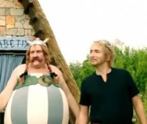 Astérix et Obélix sont réquisitionnés pour sauver la Grande-Bretagne ! Rien que ça !