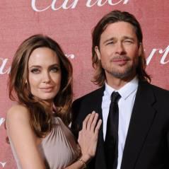 Angelina Jolie et Brad Pitt : complètement accro à la France !