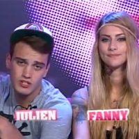 Secret Story 6 : Julien largue Margaux par lettre et profite de sa nouvelle vie avec Fanny !