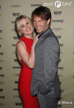 Anna Paquin et Stephen Moyer sont parents !