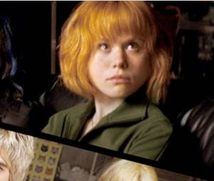 "Alison Pill en haut à droite dans le film ""Scott Pilgrim vs The World"""