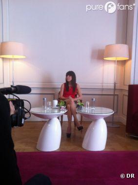 Carly Rae Jepsen a répondu aux journalistes français