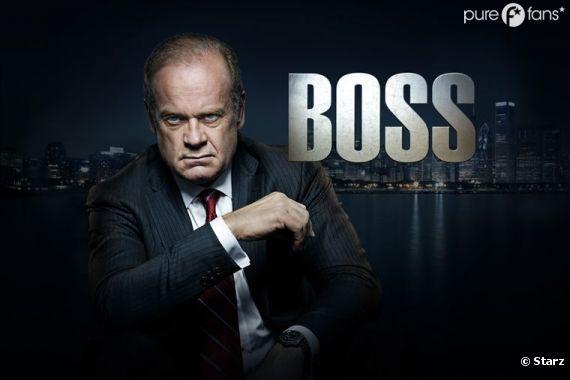 La série Boss débarque en France sur Orange Cinéma Séries