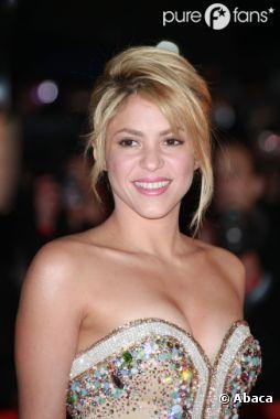Shakira, autout charme de The Voice