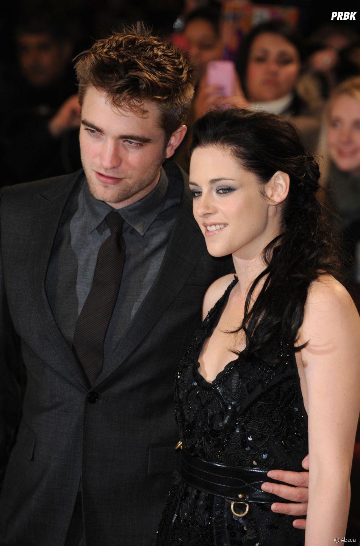 Robert Pattinson et Kristen Stewart, enfin réunis