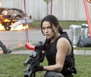 Michelle Rodriguez de retour dans Resident Evil