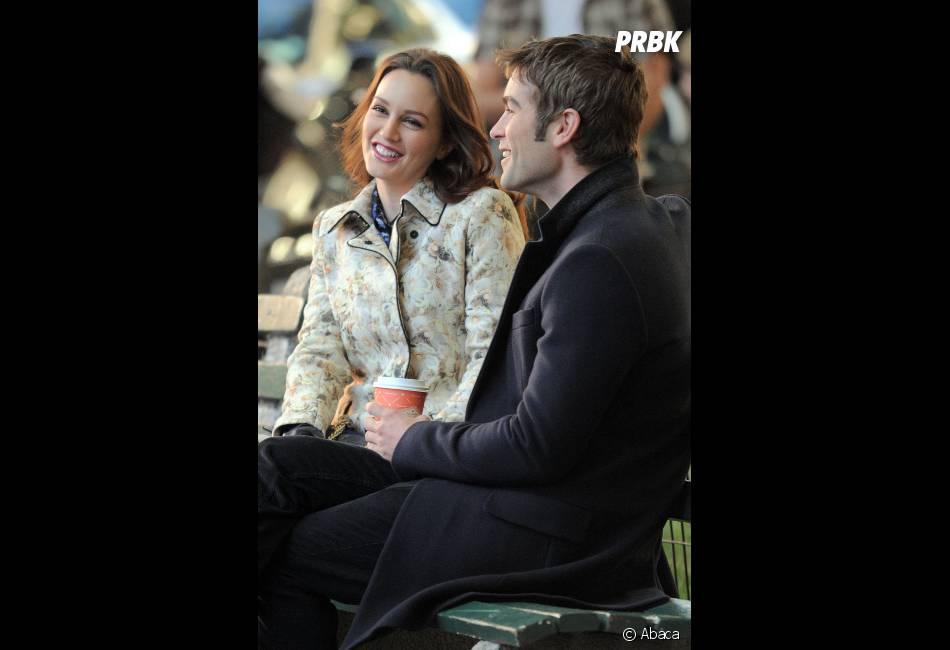 Blair et Nate s'éclatent dans la saison 6 de Gossip Girl