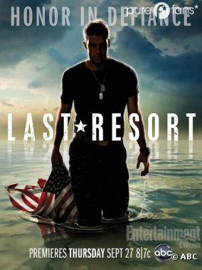 Last Resort débarque le 27 septembre aux USA