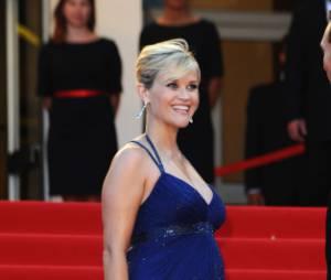 Même enceinte, Reese Witherspoon est restée glamour !