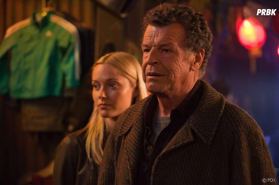 Walter fait preuve d'un énorme courage dans le 1er épisode