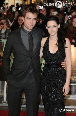 Robert Pattinson et Kristen Stewart, plus romantiques que jamais