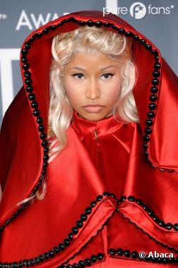 Nicki Minaj a très bien joué le jeu !