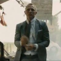 Skyfall : James Bond fête ses 50 ans avec un extrait explosif... et classe ! (VIDEO)