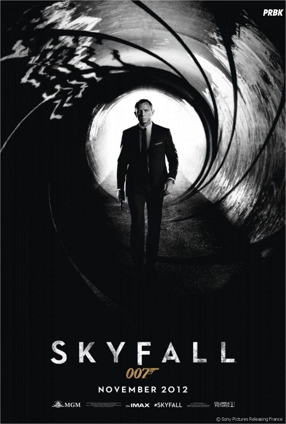 James Bond débarquera le 26 octobre prochain au cinéma