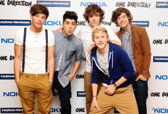 Les One Direction rendent toutes les filles folles !