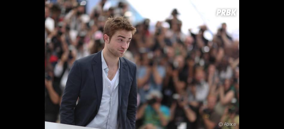 Robert Pattinson faisait le pitre sur le plateau de Twilight !