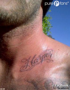 Voici le tatouage que Roméo, 10 ans, a voulu immiter