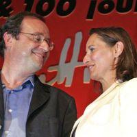 """Ségolène Royal et François Hollande : """"un couple mythique"""" ! Aïe..."""