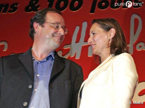 Ségolène Royal et François Hollande, un couple mythique