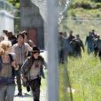 Personne n'est à l'abri dans  Walking Dead
