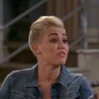 Miley Cyrus : premier extrait LOL de son passage dans Mon Oncle Charlie ! (VIDEO)