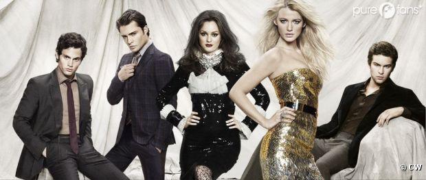 Gossip Girl est diffusé tous les lundis soir sur CW