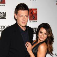 Glee : Lea Michele et Cory Monteith so cute pour soutenir Ryan Murphy ! (PHOTOS)