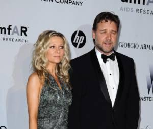 C'est la fin d'une belle époque pour Russell Crowe et Danielle Spencer