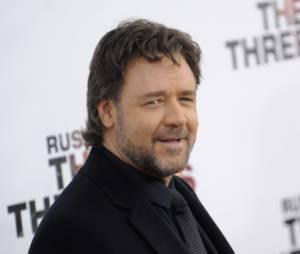 Russell Crowe viendra seul à l'avant première de son prochain film