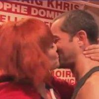 Danse avec les stars 3 : un kiss pour Emmanuel Moire et Fauve Hautot ! (VIDEO)