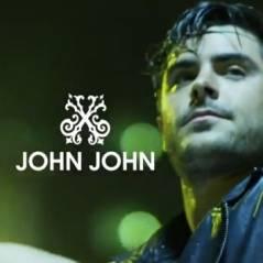 Zac Efron : méga hot pour la campagne de pub John John Denim ! (VIDEO)