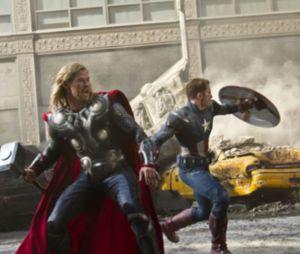 Avengers VS Justice League : les super-héros partent en guerre