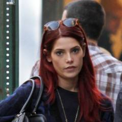 Ashley Greene rousse : la belle brune de Twilight se transforme ! (PHOTOS)