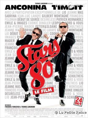 Stars 80, une comédie en mode nostalgie