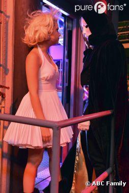Pretty Little Liars se met en mode horreur pour Halloween
