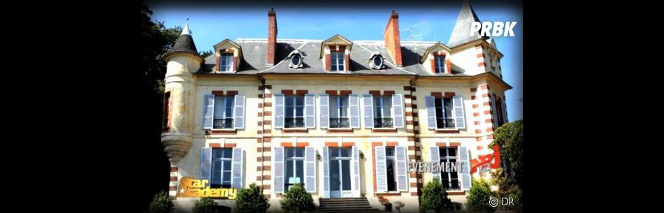 Le nouveau château de la Star Academy accueillera les élèves le 29 novembre 2012