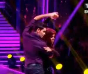 Amel Bent est toujours au top dans Danse avec les stars !