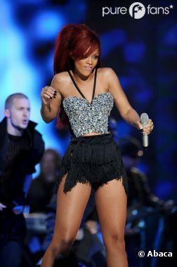 Rihanna compte mettre le feu à sa tournée !
