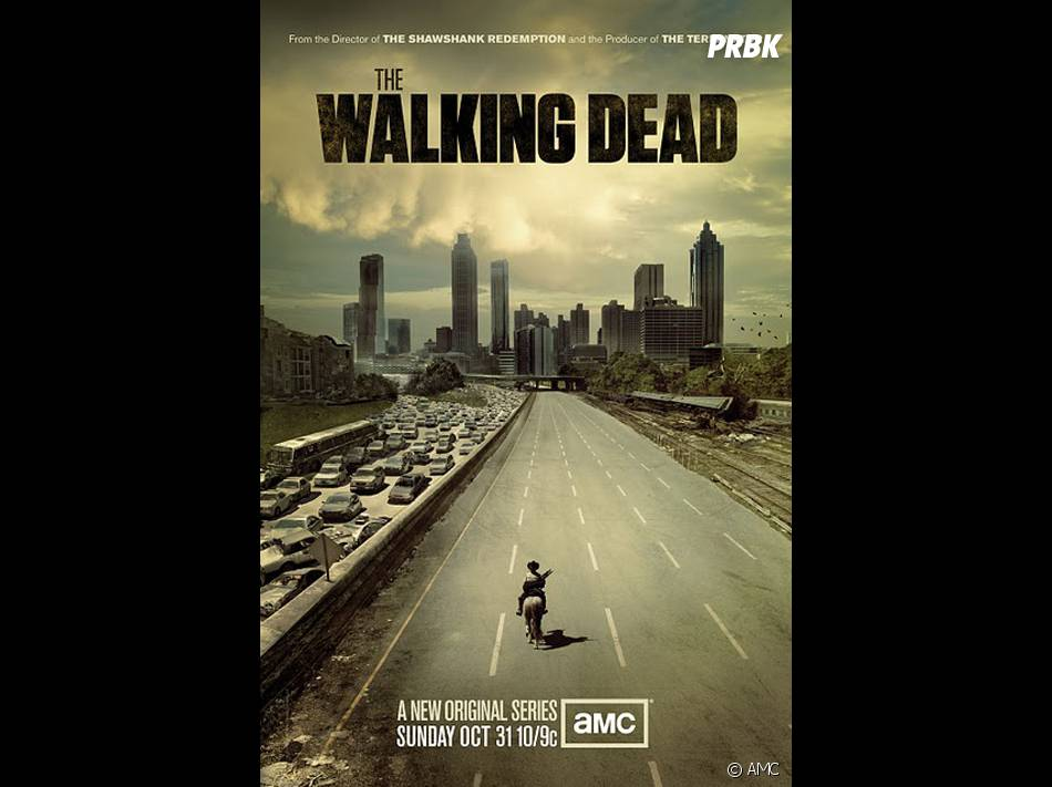 The Walking Dead débarque sur NT1