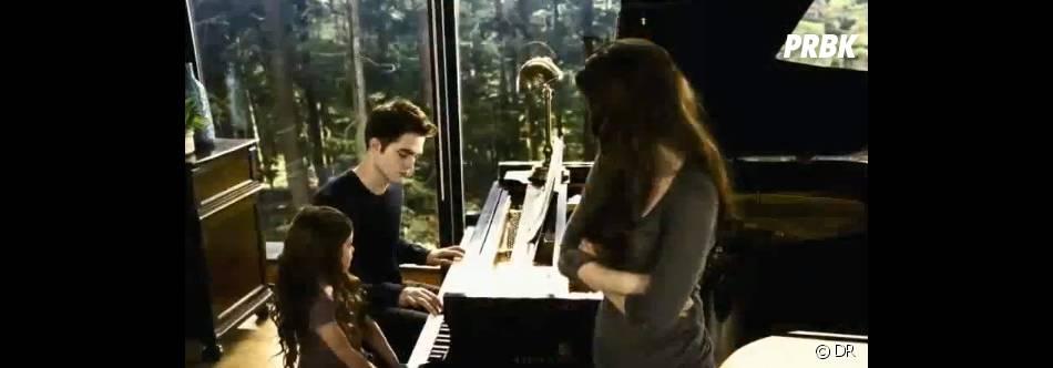 Bella et Edward dans le clip de Green Day