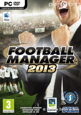 Football Manager 2013 débarque le vendredi 2 novembre