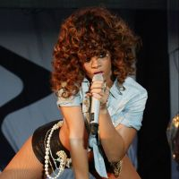 Rihanna : Chris Brown a eu le droit à une danse sexy pour fêter Halloween !