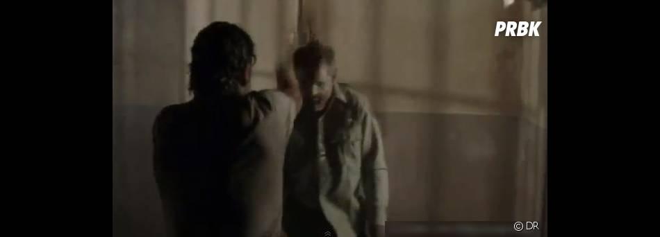 Rick défonce du zombie