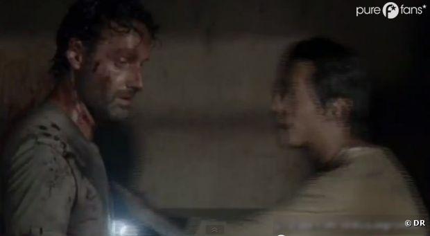 Rick est perdu depuis la mort de...