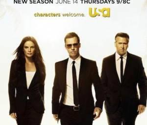Une saison 7 pour Burn Notice