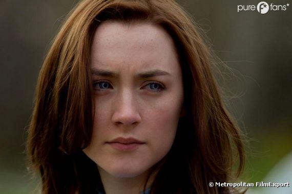 Saoirse Ronan dans Les âmes vagabondes !