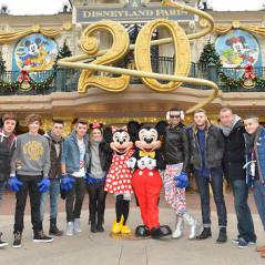 Union J : à Paris pour s'éclater à Disney avec Ella Henderson ! (PHOTOS)