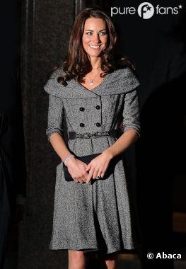 Kate Middleton veut quitter le palace pour être au calme !