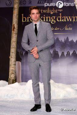 Robert Pattinson a voulu garder un souvenir étrange du tournage de Twilight