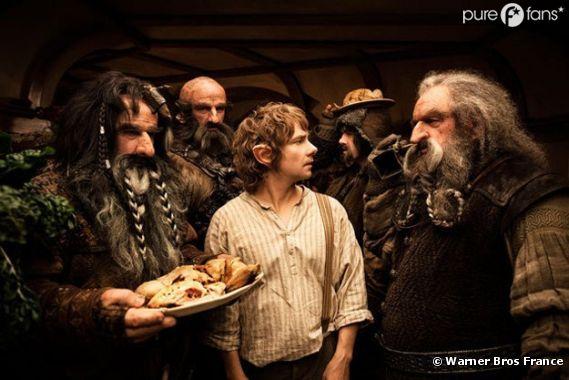 Polémique pour Bilbo Le Hobbit